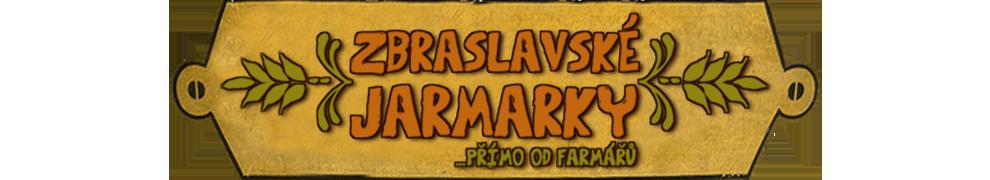 Logo farmářských trhů Zbraslavské jarmarky na Zbraslavi