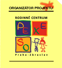 Hlavním organizátorem projektu Zbraslavské jarmarky je Rodinné centrum Pexeso Zbraslav.
